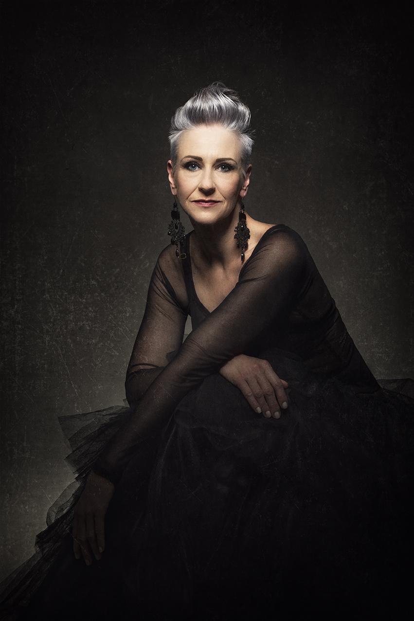 Deborah Darling black tutu